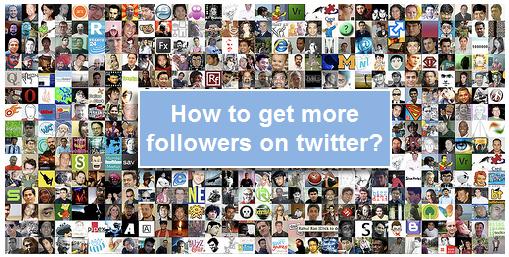 איך לגרום לאנשים לעקוב אחרי בטוויטר?