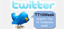 ראיון עם 10 משתמשי טוויטר הפופולאריים בישראל