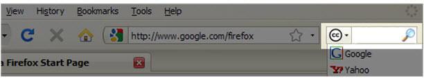 חיפוש בדפדפן