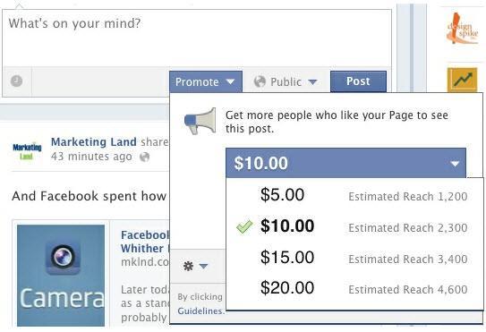 פוסטים מקודמים בפייסבוק