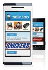 פרסומות וידאו באפליקציות סלולאריות