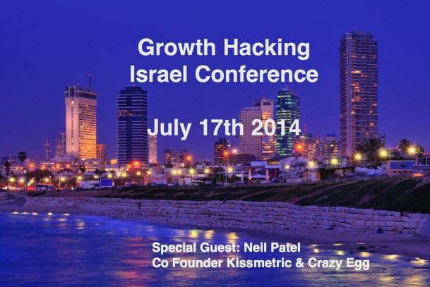 כנס Growth Hacking