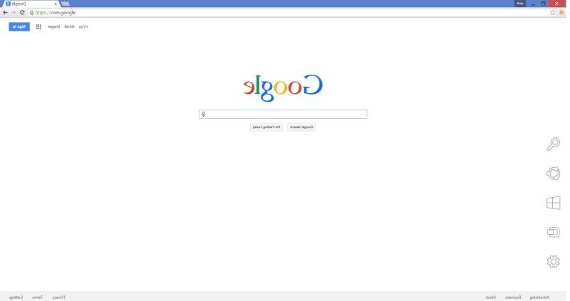 גוגל הפוך 1 באפריל