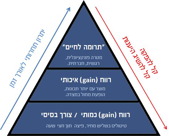 פירמידת הצרכים