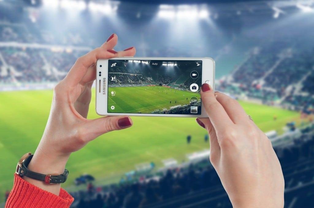 mobile stadium photo