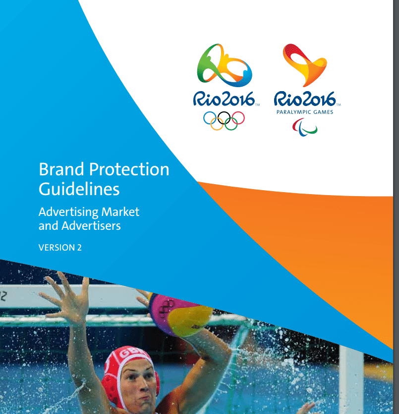 Olympic Brand Protection Guidelines