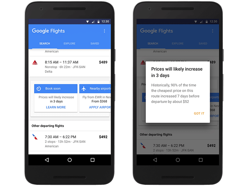 Google Flights Tips for Best Price