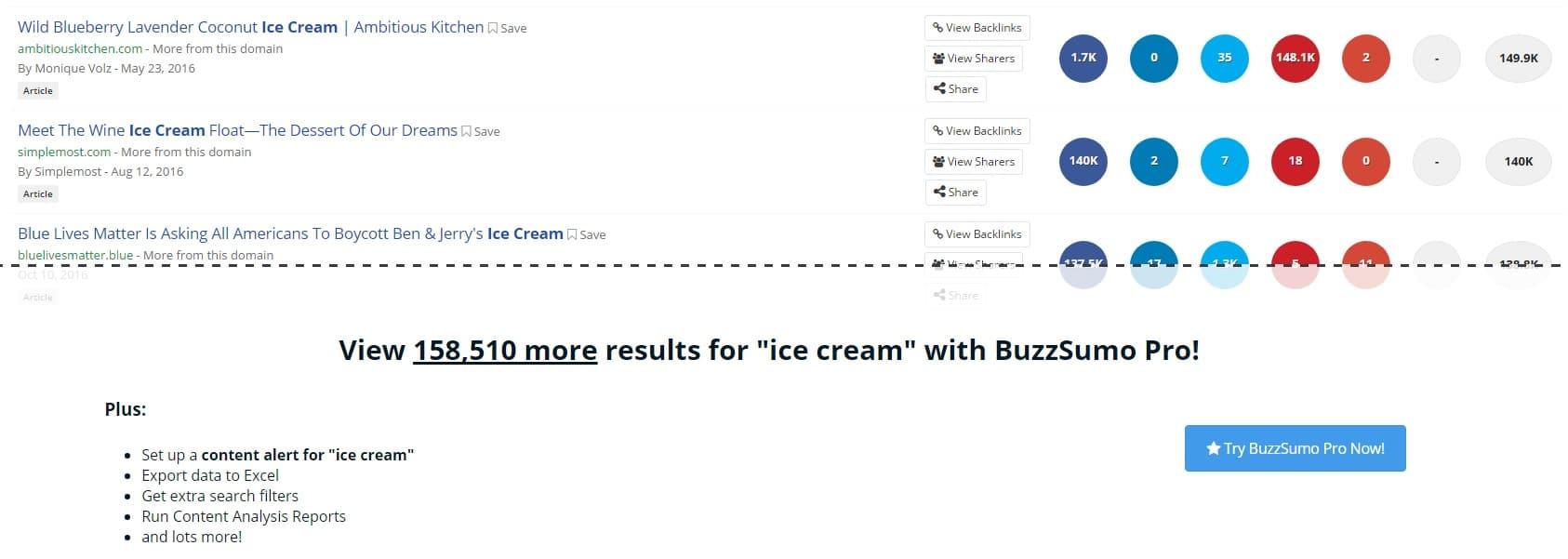 buzzsumo free