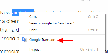 Google Translate 2