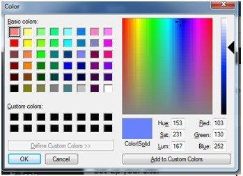 retargetim color