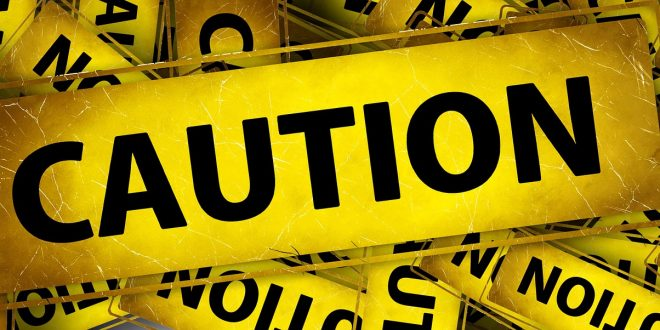 אזהרה למקדמי אתרים