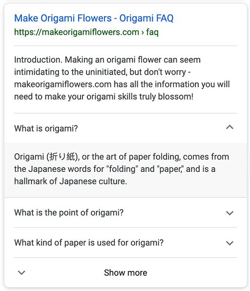 תיוג סמנטי של שאלות נפוצות / FAQ
