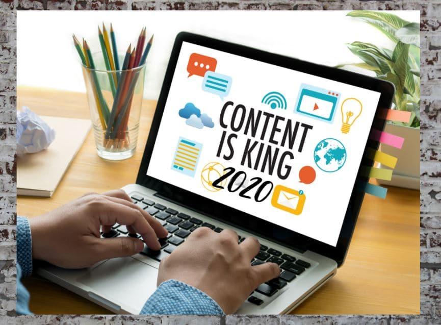 תוכן הוא המלך בניהול מוניטין גם ב-2020