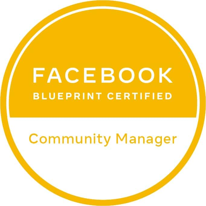 הכשרת מנהלי קהילות בפייסבוק