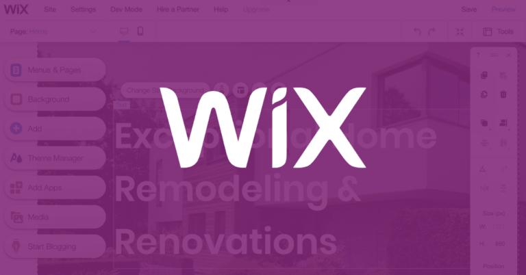 בניית אתרים בוויקס