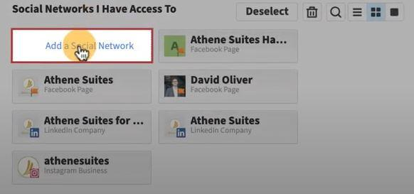 חיבור רשתות חברתיות בהוטסוויט